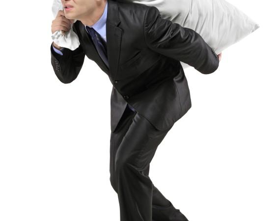 cargar peso con bolsas Jumarsol