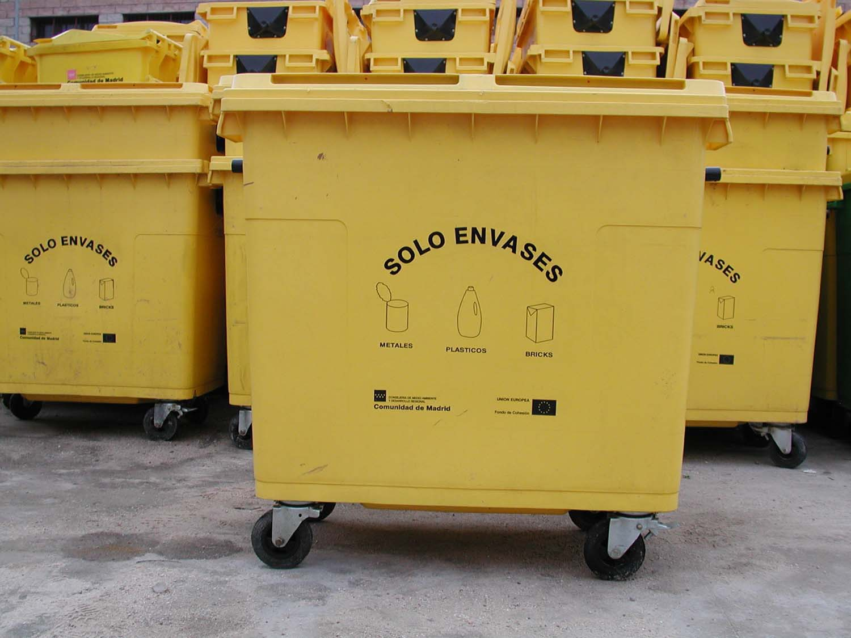 Jumarsol De Contenedor Hora Errores A Reciclar En El Amarillo Los La EIHYeWDb29