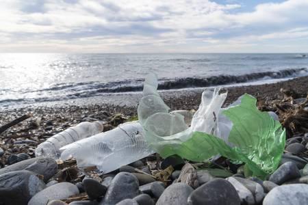 plástico residuos